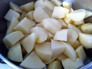 patatas para hervir
