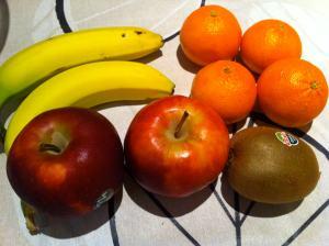 primeras frutas