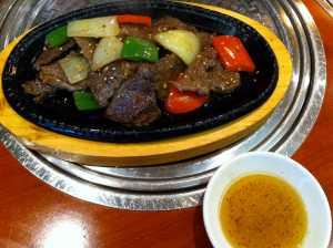 carne a la barbacoa coreana