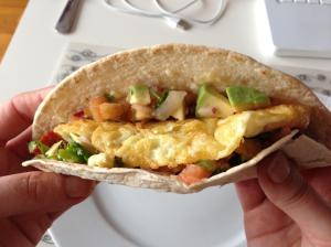 taco huevos jalisco