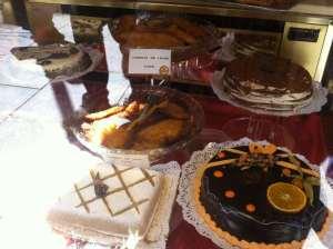 tartas y torrijas