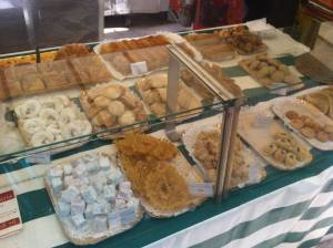 dulces libaneses