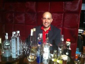 George Restrepo_cata vodka