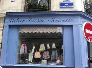 Saliendo de Boulevard Saint Germain