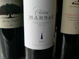 Vino Chateau Marsau_Burdeos_Merlot_2010