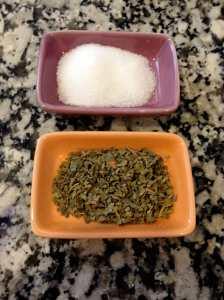 azúcar y methi