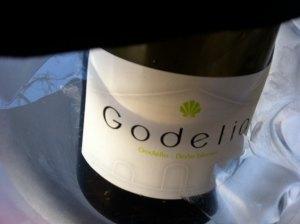 vino blanco Godelia