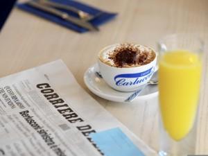 cafe carluccios londontown