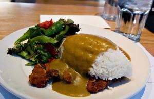chicken katsu curry wagamama