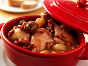 coq au vin cafe rouge