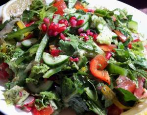 ensalada maroush
