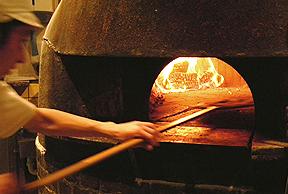 horno de leña pappagone