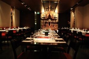 patara restaurante interior
