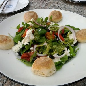 pizza express salad 2