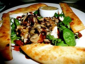 pizza express salad