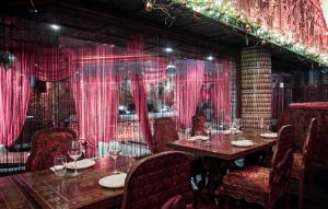 restaurante gilgamesh entrada