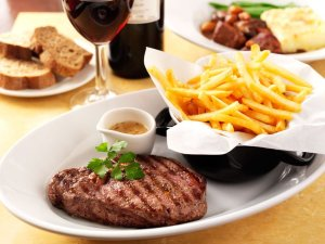steak frites cafe rouge