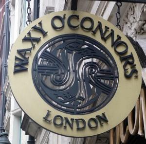 waxy oconnors london