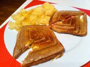 sandwich el halcón milenario
