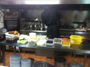 cocina zaatar vegetariano