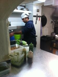 cocinero zaatar kumar