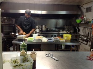 cocinero zaatar manoj
