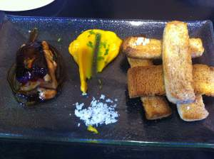taco de foie