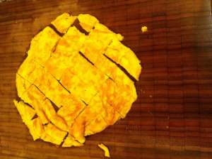 tortilla troceada