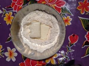 añadimos mantequilla