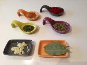especias empanadas