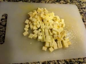 queso feta troceado