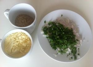 pan rallado y harina maiz
