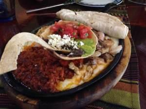 fondue mexicana