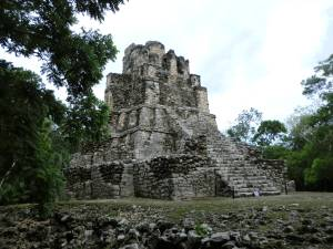 ruinas de muyil