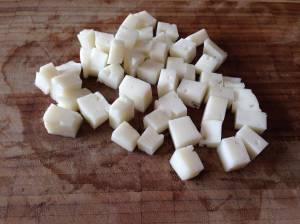 tacos de queso