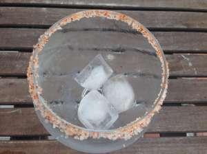 copa michelada hielos