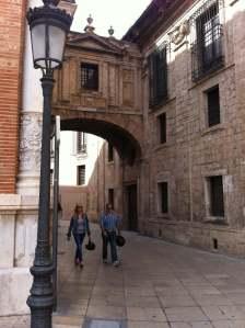 calles de valencia