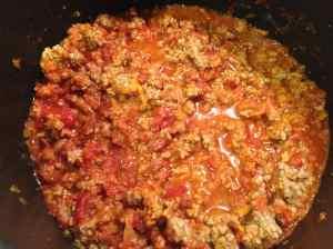 salsa macarrones