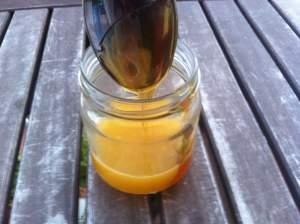 miel y naranja