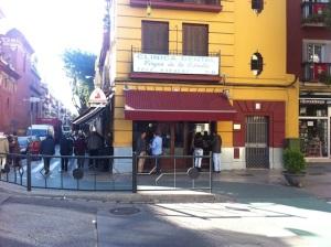 bar restaurante blanca paloma