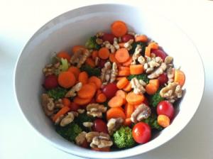super ensalada de brocoli