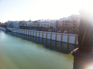 Triana desde el puente