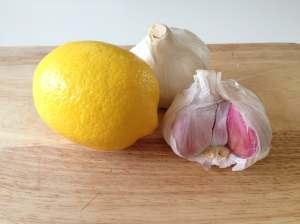 ajos y limon