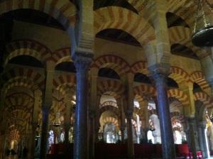 arcos mezquita