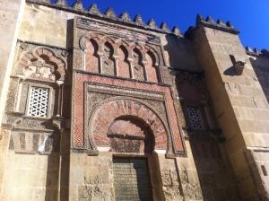 entrada mozarabe