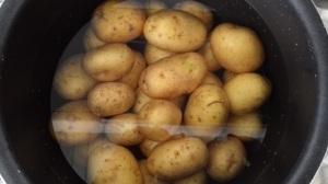 patatas a hervir