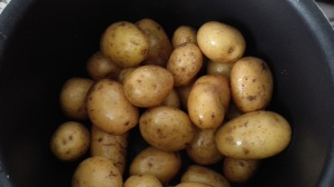 patatas baby