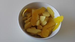 piel limon y jengibre