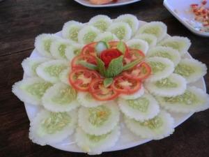 ensalada pepino