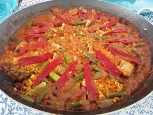 arroz campero listo